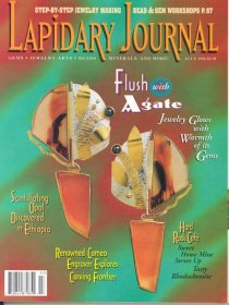 Lapidary Journal July 1996