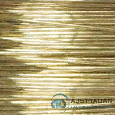 0.4mm or 26G AWG or 27G SWG BRIGHT SOLID BRASS WIRE in 28 METER SPOOL