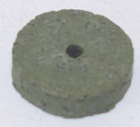 "Cratex Straight Wheel 1/2"" x 1/8"" Coarse"