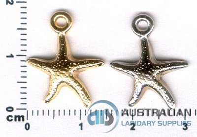 497P STAR FISH CHARM PENDANT