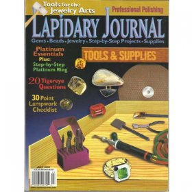 Lapidary Journal July 2000