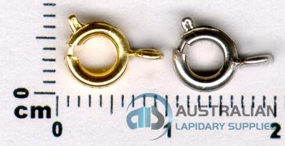 48/6 6MM SPRING CLASP