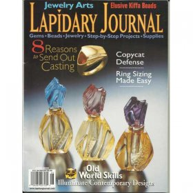Lapidary Journal June 2000