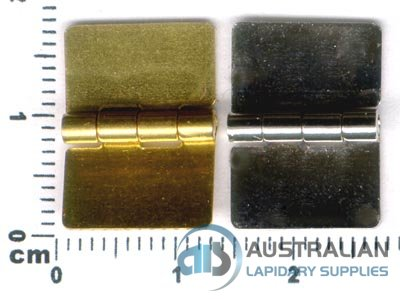 5HG 100 pcs BULK LOT BRASS HINGE