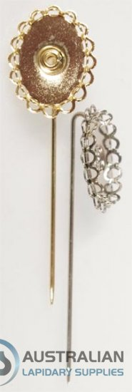 3SP 18x13 Lace-edge STICK PIN