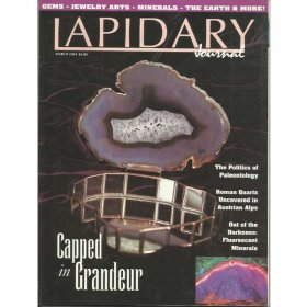 Lapidary Journal March 1994
