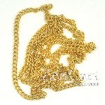 FREE60 Chain in Gold Plate