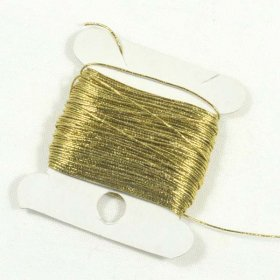 FREE61 Fine Gold Colour Thread