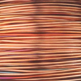 1.0mm 18G AWG or 19G SWG SOLID COPPER WIRE in 10 METRE COILS