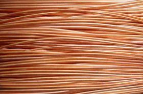 0.71mm 21G AWG or 22G SWG SOLID COPPER WIRE in 10 METER COILS