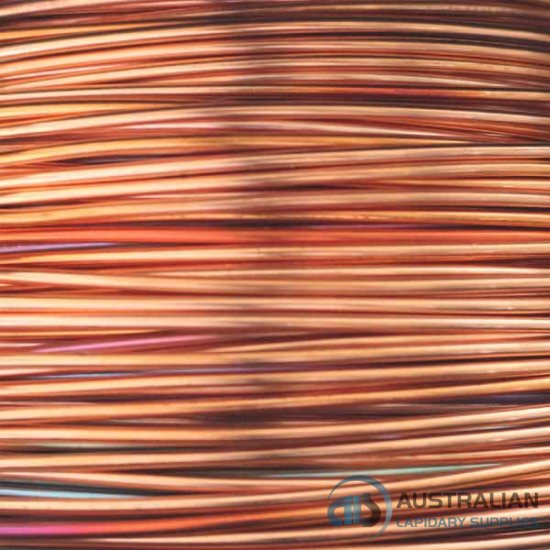 2mm or 12G AWG or 14G SWG SOLID COPPER WIRE in 5 METRE COILS