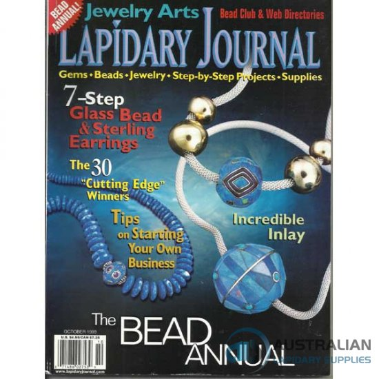 Lapidary Journal October 1999