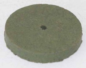 "Cratex Straight Wheel 7/8"" x 1/8"" Coarse"