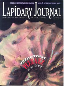 Lapidary Journal July 1994