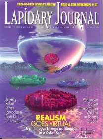 Lapidary Journal July 1995