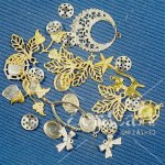 FREE57 Assortment of stampings
