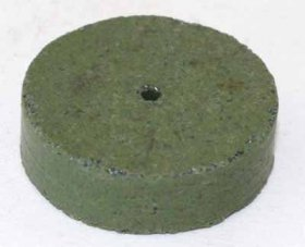 "Cratex Straight Wheel 7/8"" x 1/4"" Coarse grade"