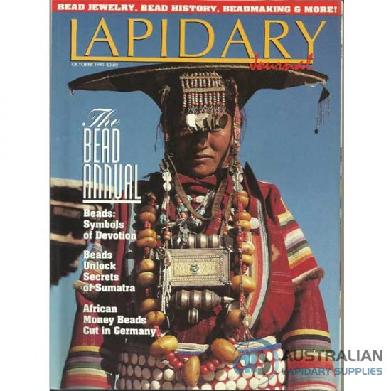 Lapidary Journal October 1993