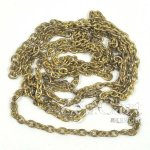 FREE58 Chain in Antique Gold