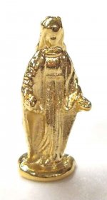 8FG OUR LADY 20MM HIGH FIGURINE