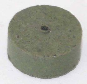 "Cratex Straight Wheel 5/8"" x 1/4"" Coarse"