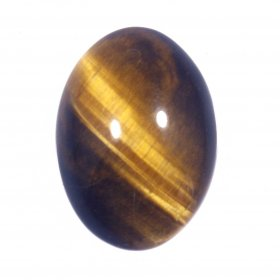 X23 10x8 Oval Cabochon GOLDEN TIGEREYE
