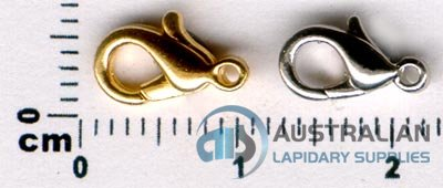 48/3 10MM LOBSTER CLASP
